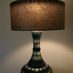 image of black lampshade