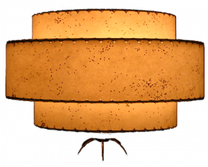 1950s lighting design
