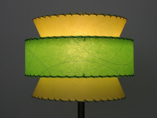 picture of Jetsons atomic lamp shade