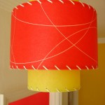 image of Retro Hanging Lamp Shade