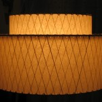 picture of antique white lamp shade