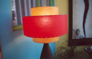 Retro Medium-3-tier Lampshade