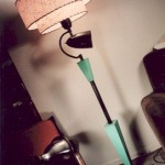 vintage lamp retrofit