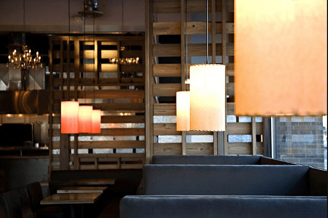 Modern Restaurant And Bar Lamps Meteor Lights